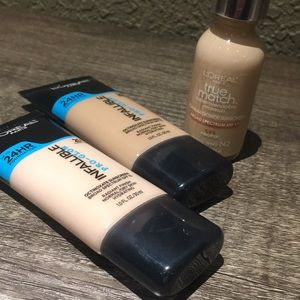 Foundation bundle NEW L'Oréal
